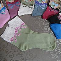 Носки для девочек 31-36 р-р, хлопок .  Купить детские  носки, гольфы, колготки ажурные для детей оптом дешево