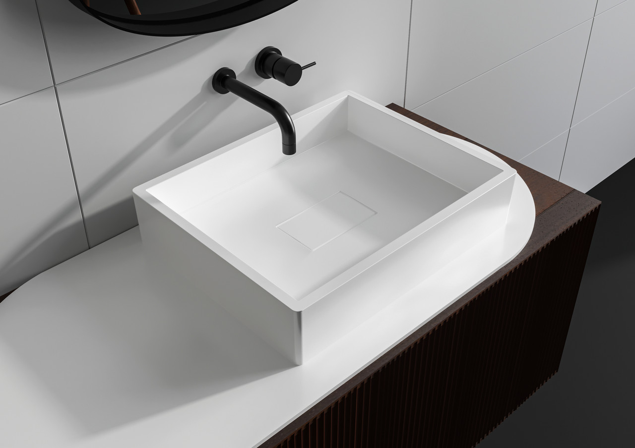 Електричний полотенцесушитель Genesis-Aqua Enzo 100x53 см