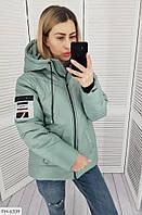 """Куртка жіноча арт. 417 (42, 44, 46, 48) """"VAZIR"""" недорого від прямого постачальника AP"""