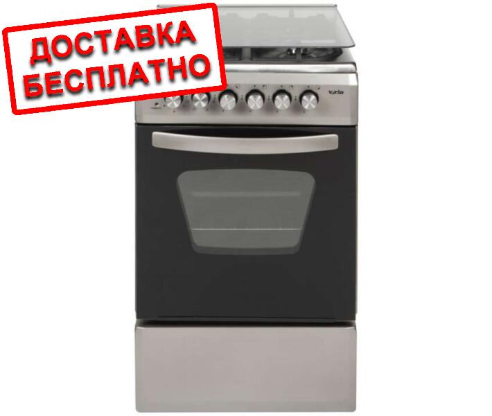 Комбинированная плита VENTOLUX GE 5060 CS 6 SX 2