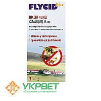 Высокоэффективное средство против мух и ос FLYCID Max, 1 л