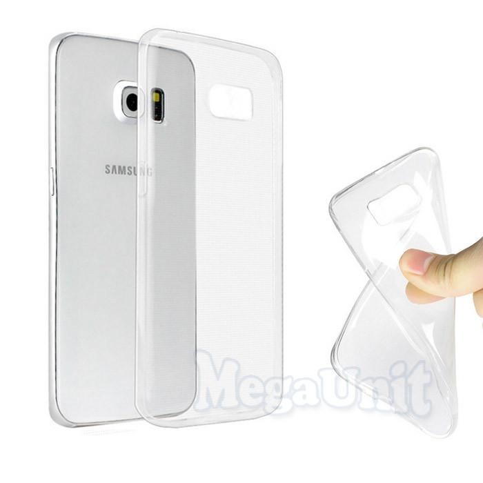 Прозрачный силиконовый чехол для Samsung Galaxy S6 (g920)