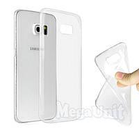 Прозрачный силиконовый чехол для Samsung Galaxy S6 (g920), фото 1