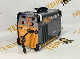Інверторний зварювальний напівавтомат Procraft industrial SPI-380
