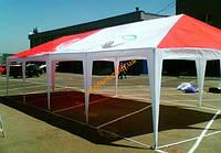 Шатер разборной 3х10м (возможны различные размеры) из палаточной ткани