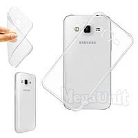 Прозрачный силиконовый чехол для Samsung G530/G531 Galaxy Grand Prime