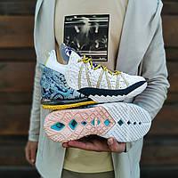 Баскетбольные кроссовки Nike Lebron 18