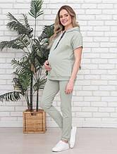 Костюм спортивный.  Для беременных и кормящих.