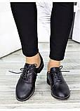 Шкіряні жіночі натуральні туфлі, фото 3