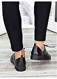 Шкіряні жіночі натуральні туфлі, фото 4