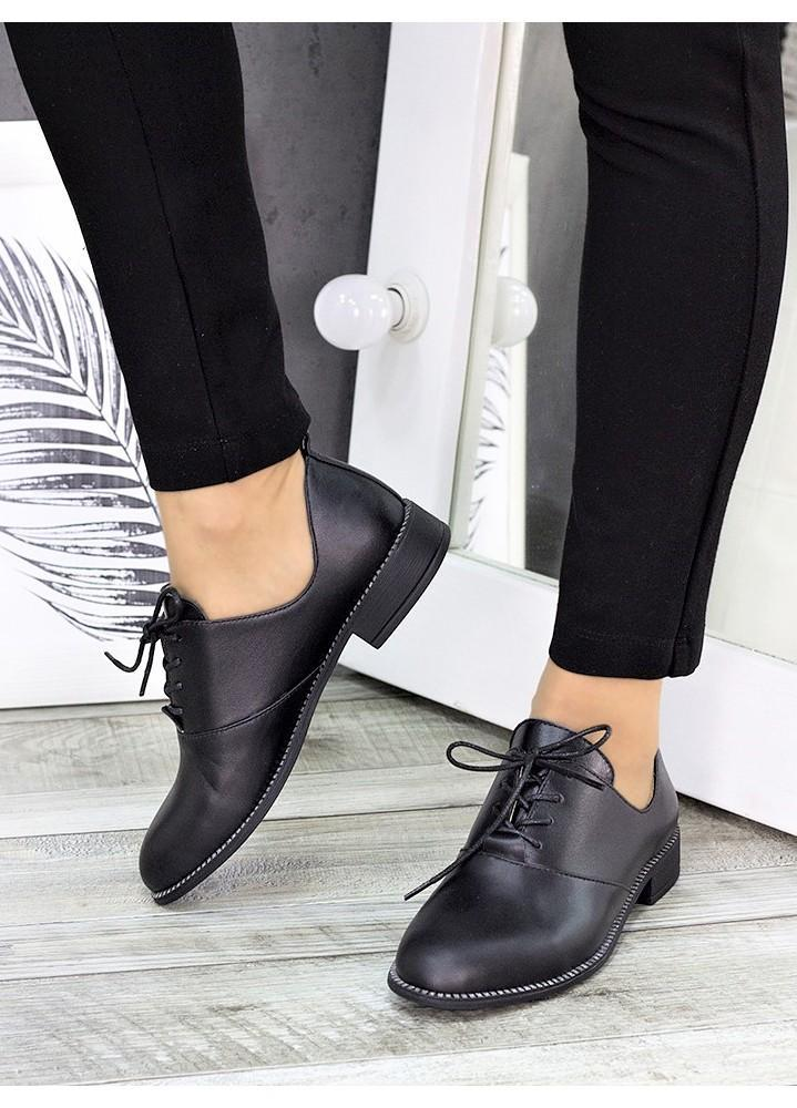 Шкіряні жіночі натуральні туфлі