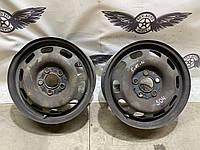 Диски стальные 5/112/R15 5.5J ET54