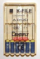 K-File 31мм, уп.6шт, №030, Dentsply Maillefer