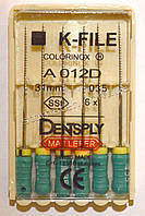 K-File 31мм, уп.6шт, №035, Dentsply Maillefer