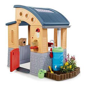 """Ігровий будиночок """"Збережемо природу"""". Дитячий пластиковий будиночок"""