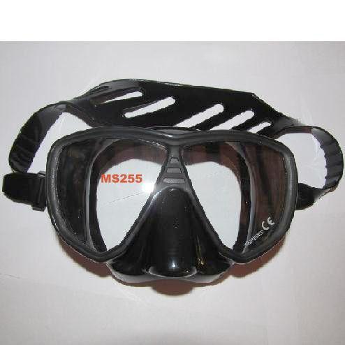 Маска для підводного плавання та полювання ms 255