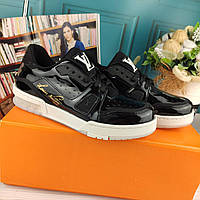 Модные женские кроссовки кеды Louis Vuitton Луи Витон