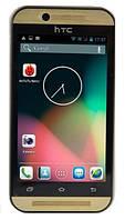 "Смартфон HTC M8 Black экран 4.5"" 2 ядра, WiFi, 2 sim, Android 4.2.2, GPS,  купить оптом и в розницу"