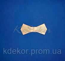 Бабочка галстук №12 под вышивку заготовка для декора