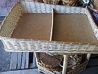 Лоток из лозы, фото 1
