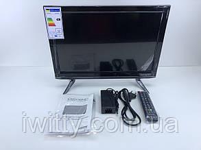 Телевізор OzoneHD 19 дюймів з Т2