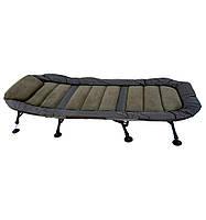 Розкладушка коропова, коропова розкладушка, коропова ліжко Marshal Flat Bedchair