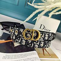Модный женский ремень Dior Диор