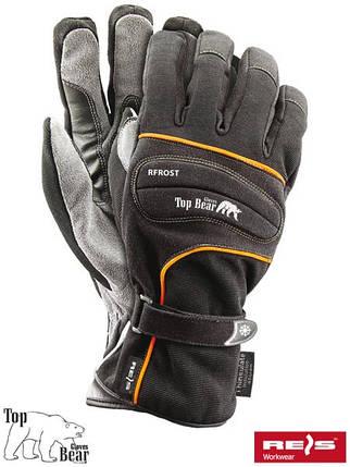 Перчатки защитные утепленные RFROST BS, фото 2