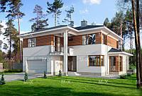 MS203– проект большого частного дома , фото 1