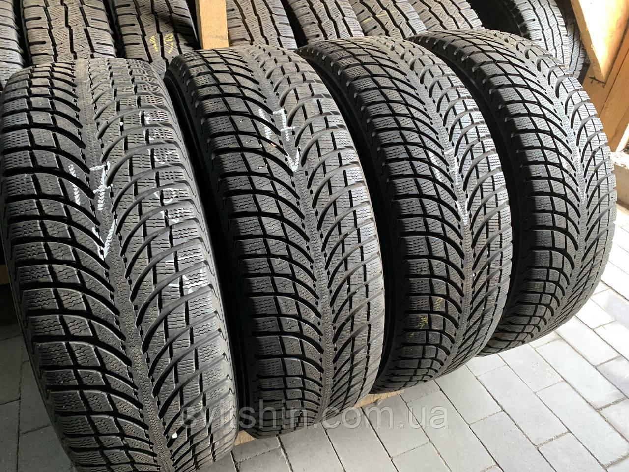Зима 235/65R17 Michelin LATITUDE Alpin (6мм) комплект з Німеччини