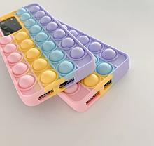 Чехол антистрес Pop it case на Samsung A51
