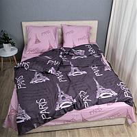 Комплект постельного белья KrisPol «Париж» 180x220 Сатин