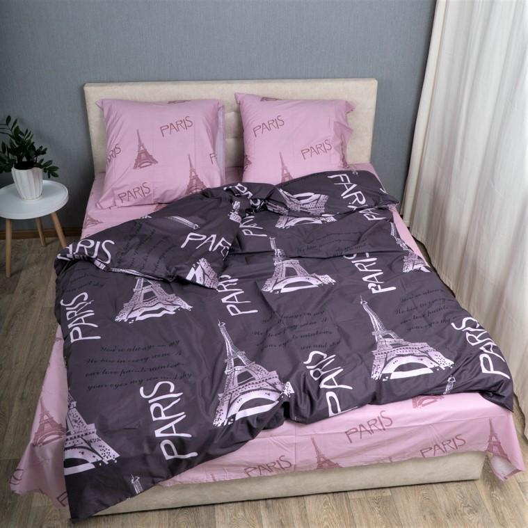 Комплект постельного белья KrisPol «Париж» 200x220 Сатин