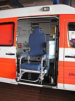 Перевезення лежачих хворих