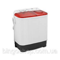 Стиральная машина полуавтомат ARTEL ART TE-45 P Red на 4,5 кг с вертикальной загрузкой