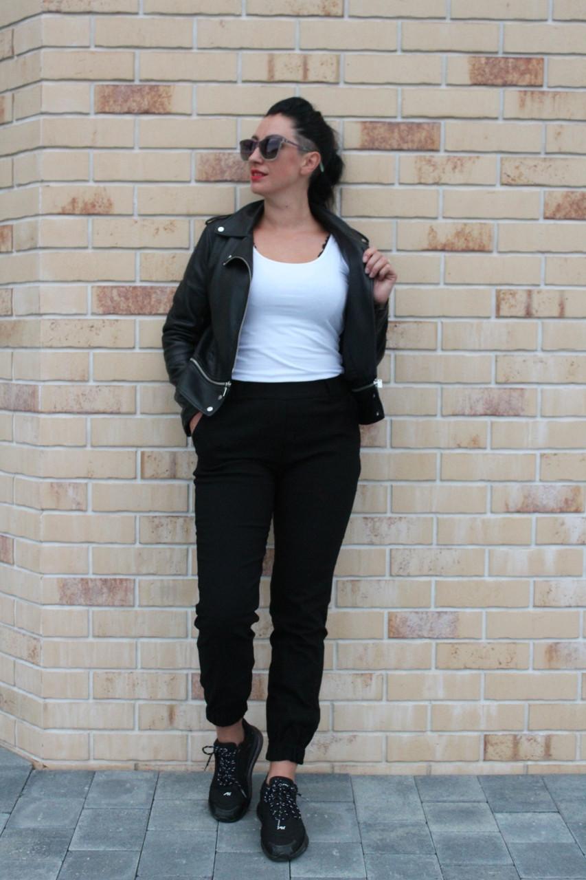Женские джоггеры манжеты на резинках/брюки без замка 787