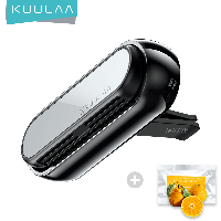 Автомобильный освежитель воздуха  ароматизатор на воздуховод дефлектор авто KUULAA Car Air Outlet (KL-CZ05) +, фото 1