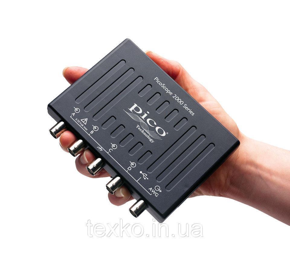 USB-осциллографы со смешанным сигналом PicoScope  2000 Series