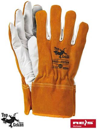 Перчатки защитные утепленные RLCS++WINTER PW, фото 2