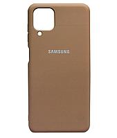 Силикон SA A125/M217 pink sand Silicone Case