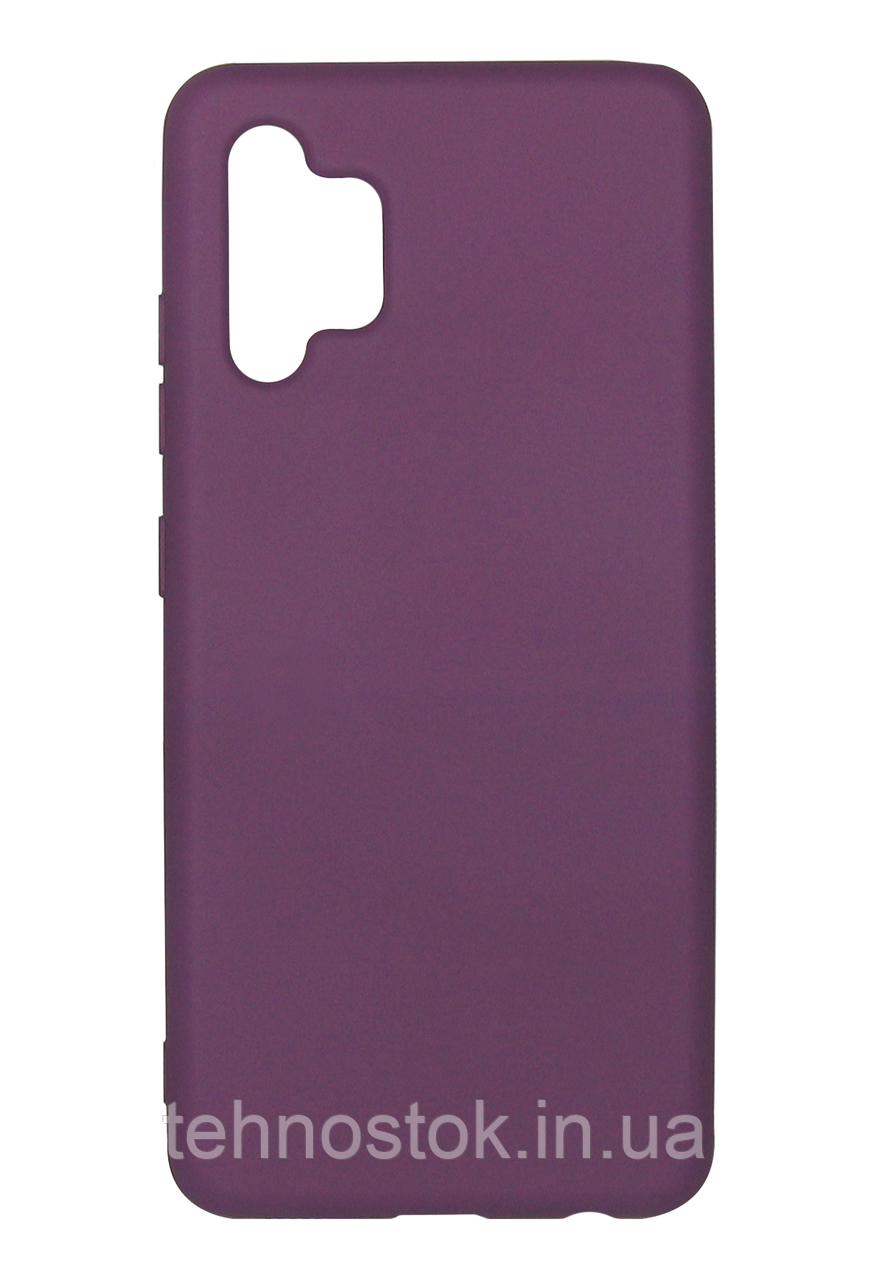 Силікон SA A325 purple Silicone Case