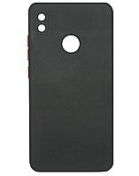 Силікон Tecno POP3 black Square TPU