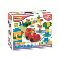 Конструктор детский серии Mini Blocks Wader 41350, фото 1