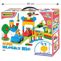 Конструктор детский серии Mini Blocks Wader 41360, фото 1