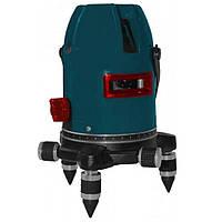 Лазерний нівелір 5-лінійний Сталь ЛЛД-360-6 (108100)