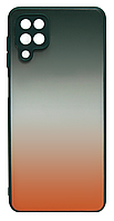 Накладка SA A125/M217 Gradient Glass Mohito
