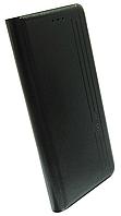 Чехол-книжка Xiaomi Redmi Note 10 Pro black Leather Gelius New, фото 1