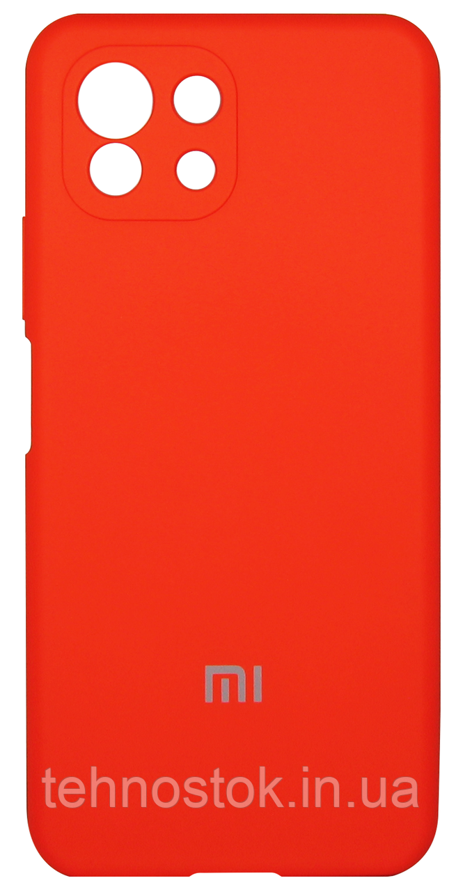 Силикон Xiaomi Mi 11 Lite Silicone Case