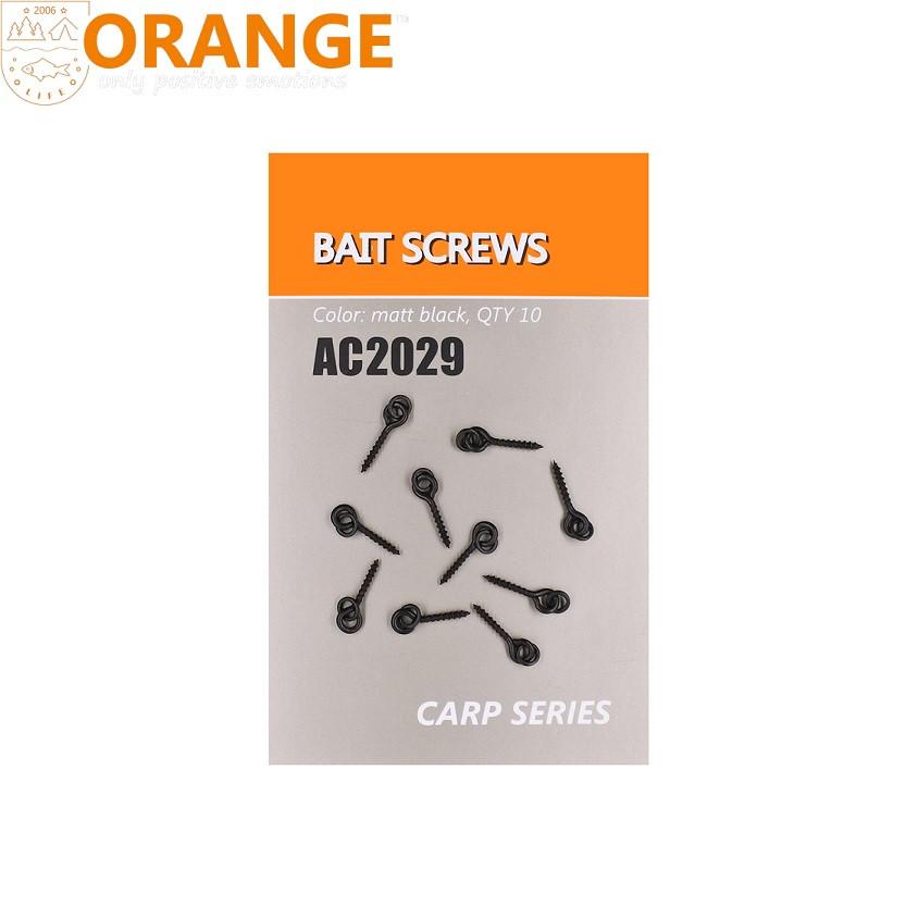 Фиксатор для Pop-Up Orange Bait Screws (10шт)
