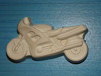 Гипсовая фигурка Мотоцикл